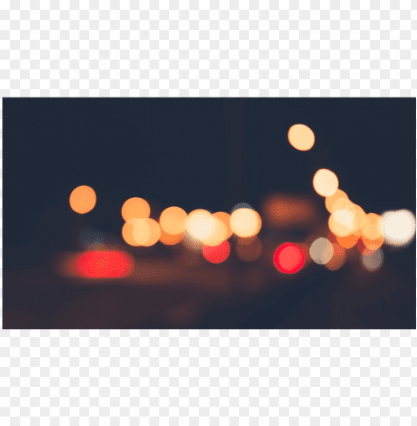 bokeh background - led light effect PNG image with transparent