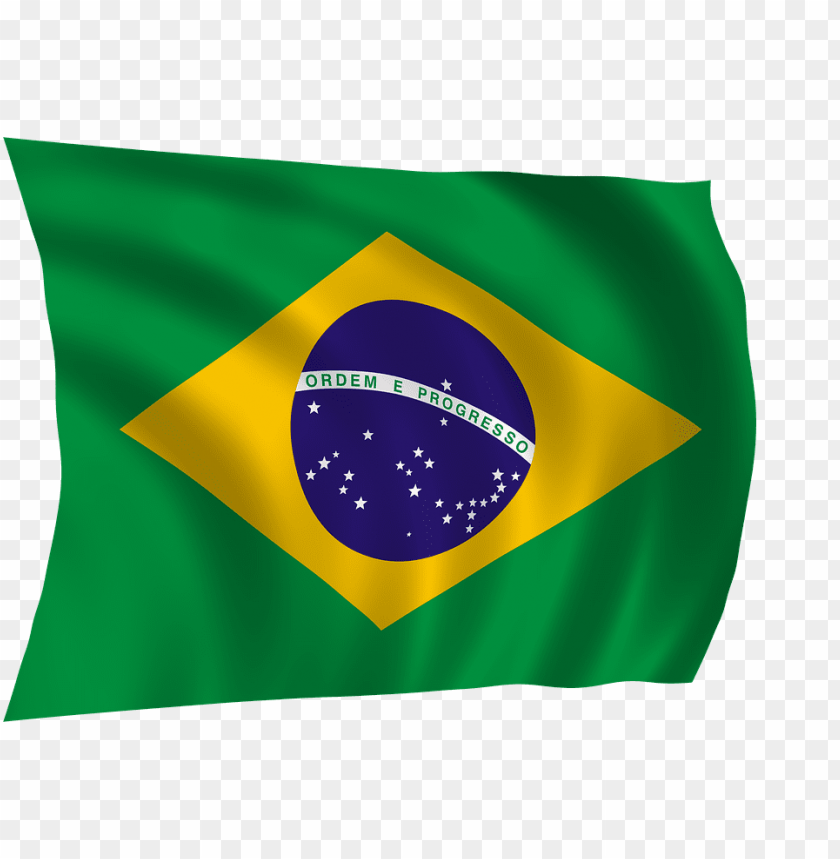 Download Brazil Flag Png Images Background Toppng