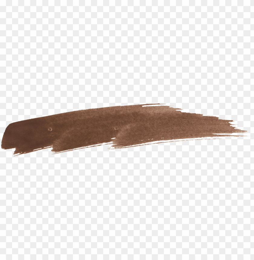 free PNG brush stroke  brown PNG image with transparent background PNG images transparent