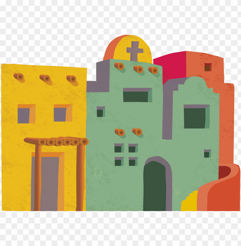 free PNG buildings - fiesta graphics PNG image with transparent background PNG images transparent