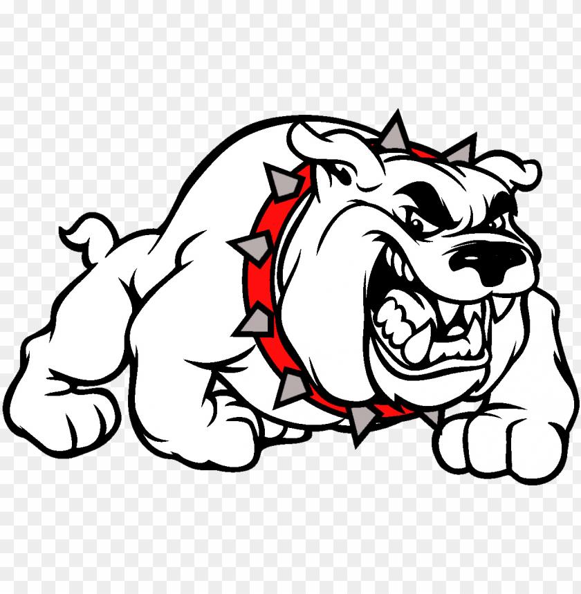 Bulldog Head Clipart - Bulldog Png Logo, Transparent Png -  2513x2700(#2075898) - PngFind