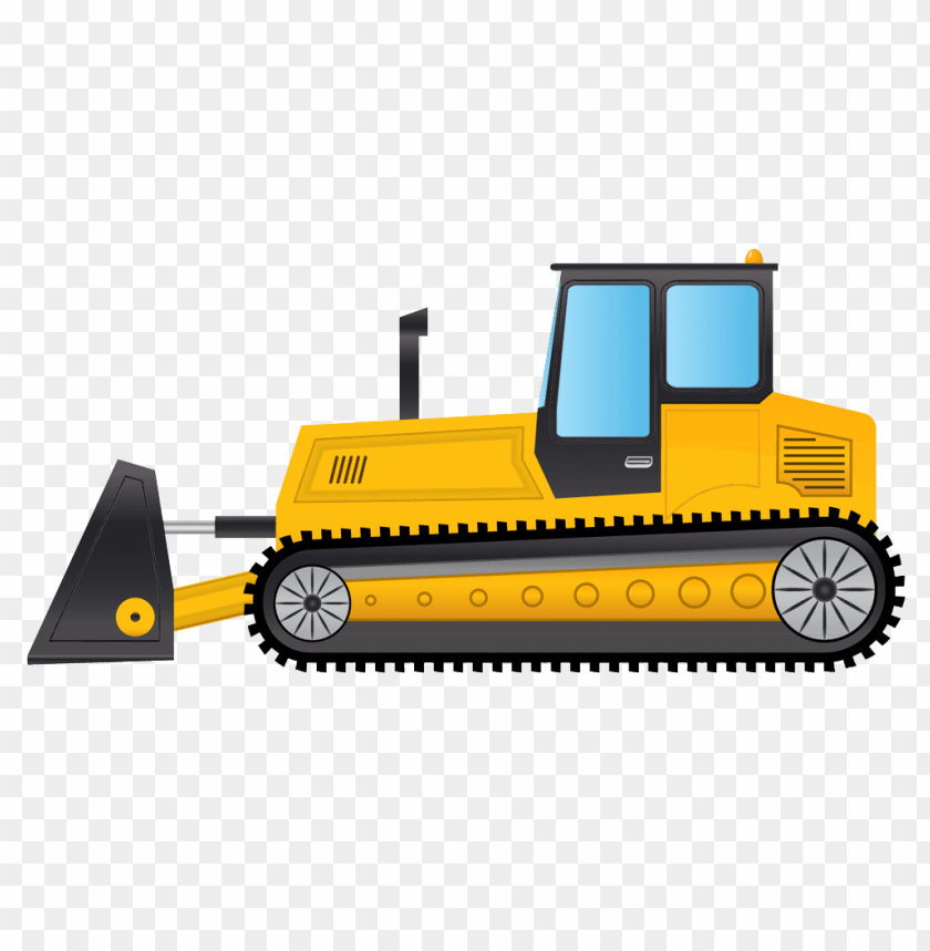 free PNG Download bulldozer b clipart png photo   PNG images transparent