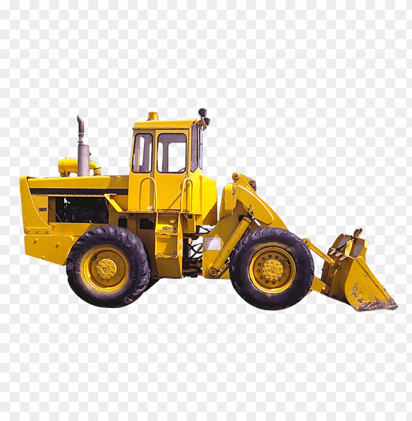 free PNG Bulldozer Tractor PNG images transparent