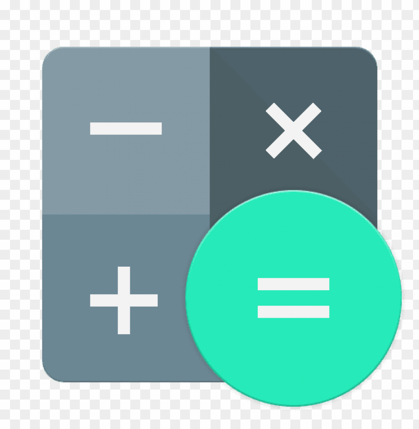 calculator icon android lollipop png - Free PNG Images | TOPpng