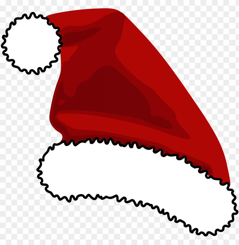 Christmas Hat Vector Png.Cap Big Image Png Santa Hat Clip Art Vector Png Image With