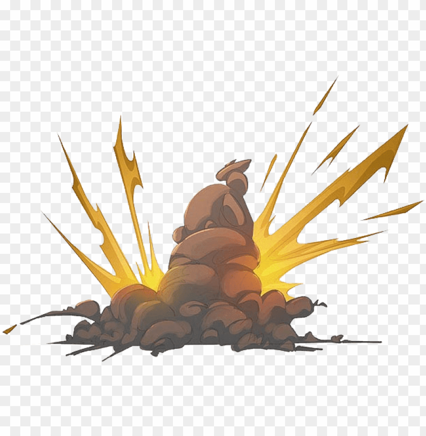 free PNG Download cartoon explosion clipart png photo   PNG images transparent