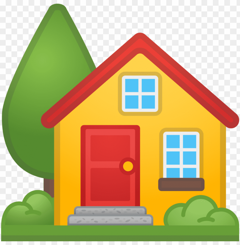Cartoon House House Icon Png Free Png Images Toppng