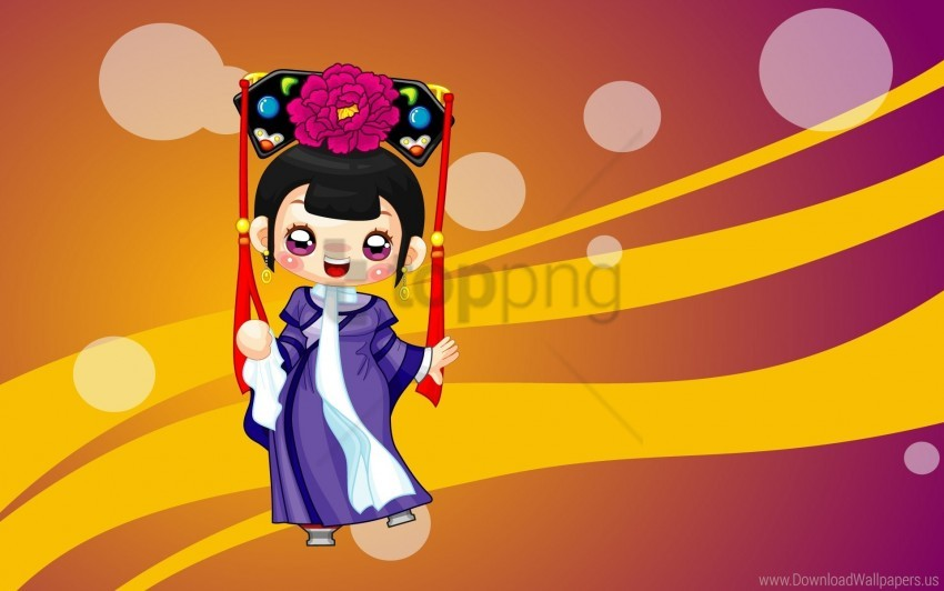free PNG ceremony, china, costume, dance, girl wallpaper background best stock photos PNG images transparent