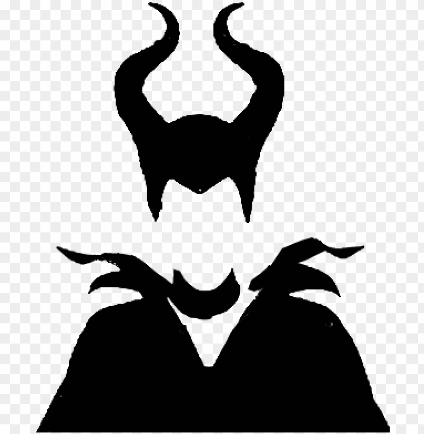 Character Impersonation Piece Maleficent Png Image With