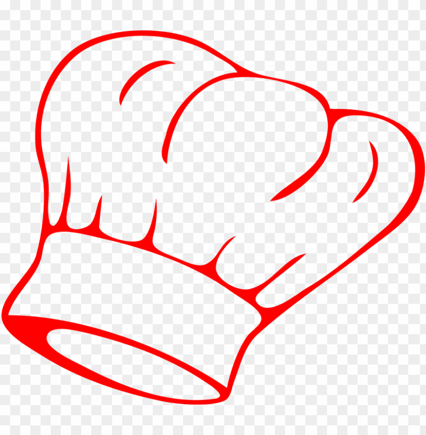 free PNG chef's hat, chef, hat, cook, food, cooking, restaurant - red chef hat clipart PNG image with transparent background PNG images transparent