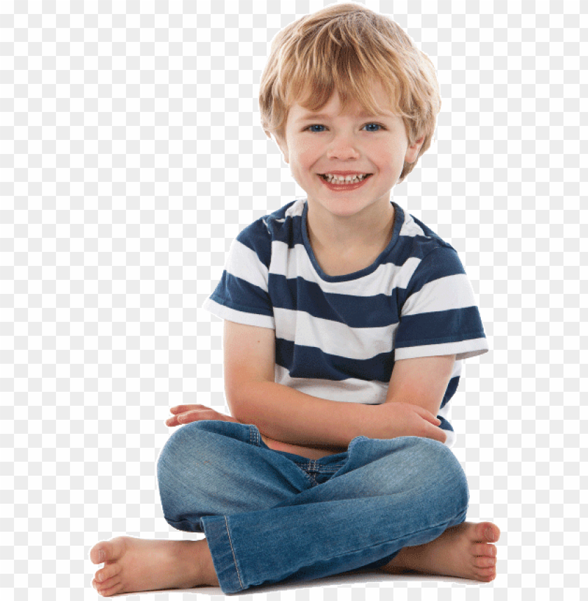 children sitting png PNG image with transparent background@toppng.com