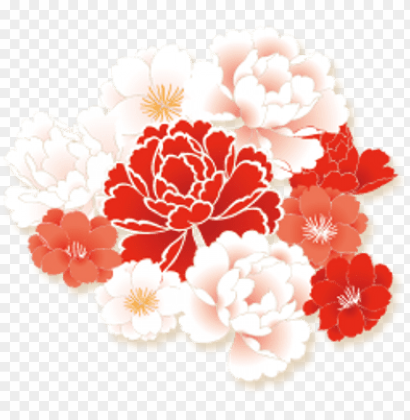 Chinese New Year Lotus Dog Chinese New Year Png Image With