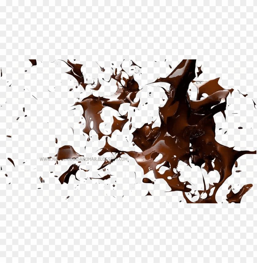 free PNG chocolate splash png background image - chocolate splash PNG image with transparent background PNG images transparent