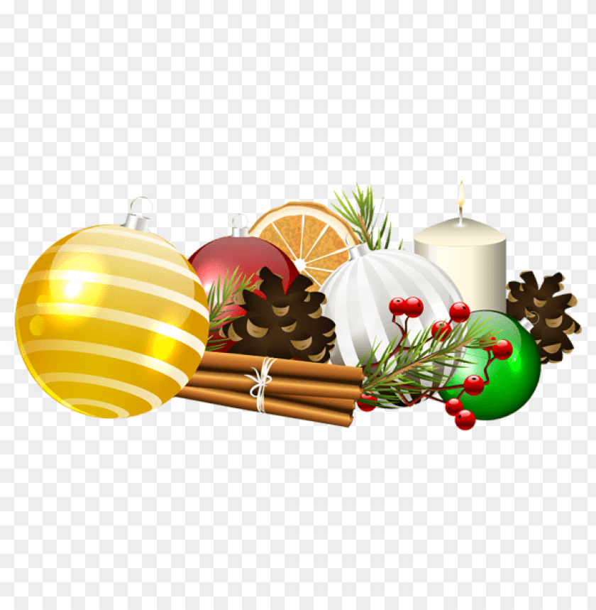 free PNG christmas balls decoration transparent png - Free PNG Images PNG images transparent