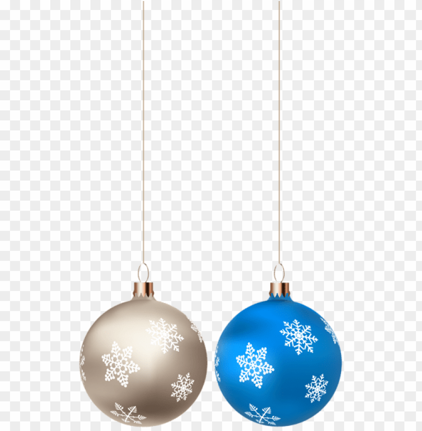 Christmas Hanging Balls Png Free Png Images Toppng