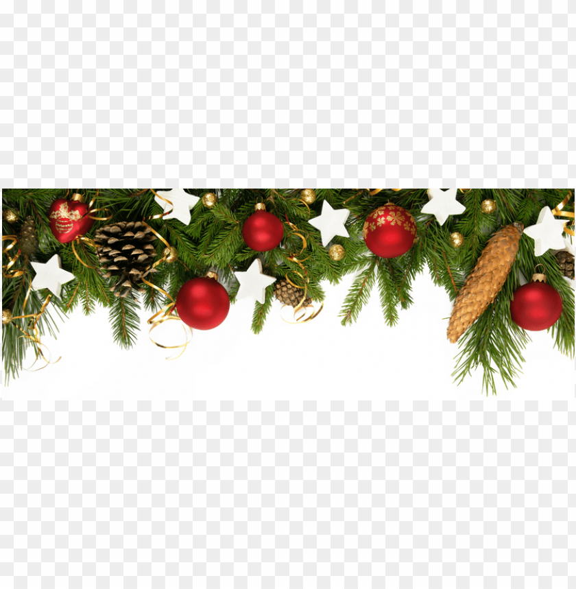 Christmas Top Border Png.Christmas Top Border Png Image With Transparent Background