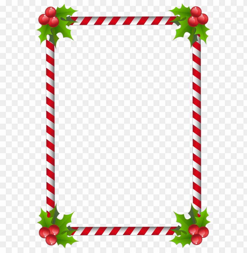 Christmas Top Border Png.Christmas Transparent Classic Frame Border Background Best