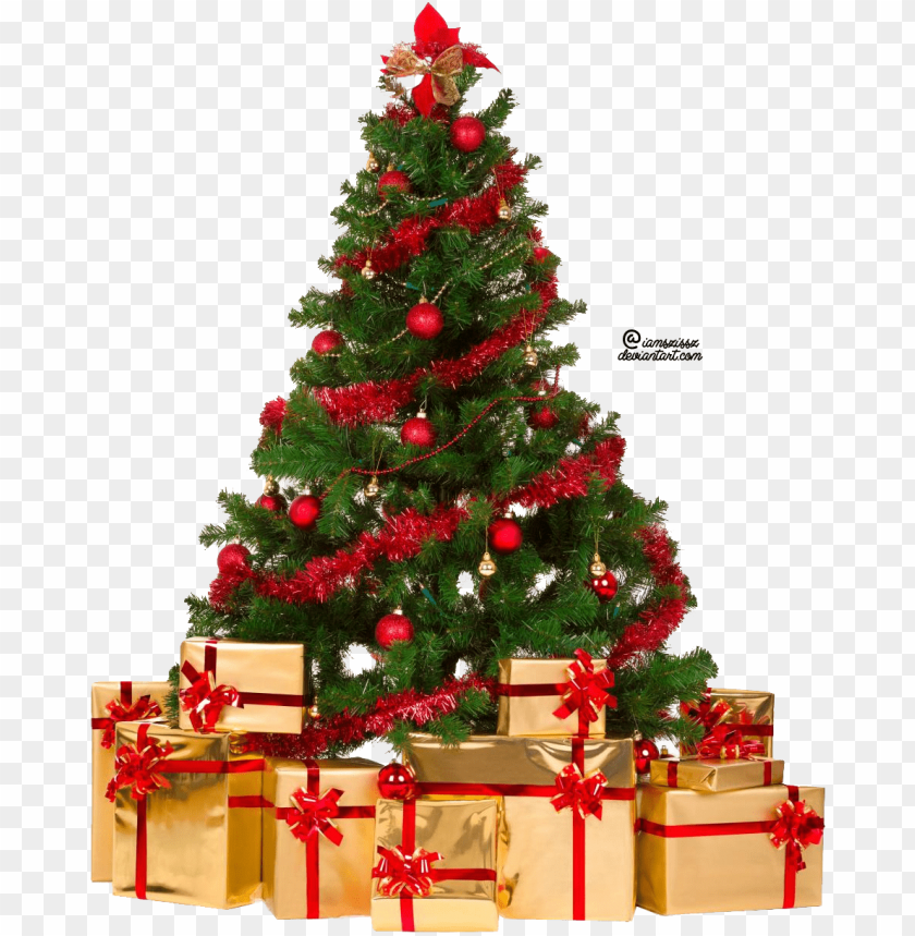 Christmas Tree File Png Image With Transparent Background Toppng