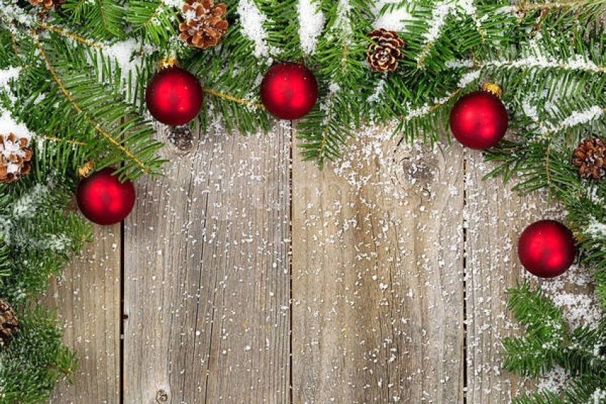 free PNG best stock photos christmas wooden largewith ornaments background PNG images transparent