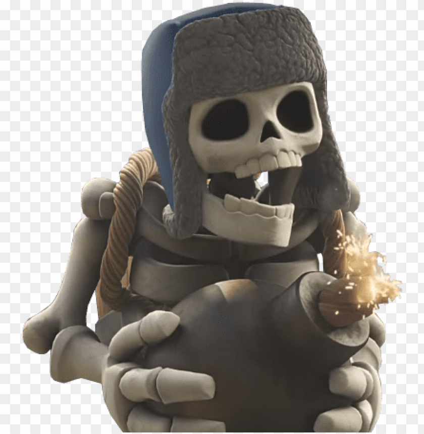 Clash Royale Esqueletos Png Carta Do Clash Royale Do