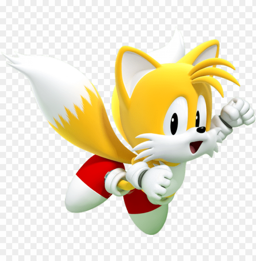 free PNG classic tails flies - classic tails the fox PNG image with transparent background PNG images transparent