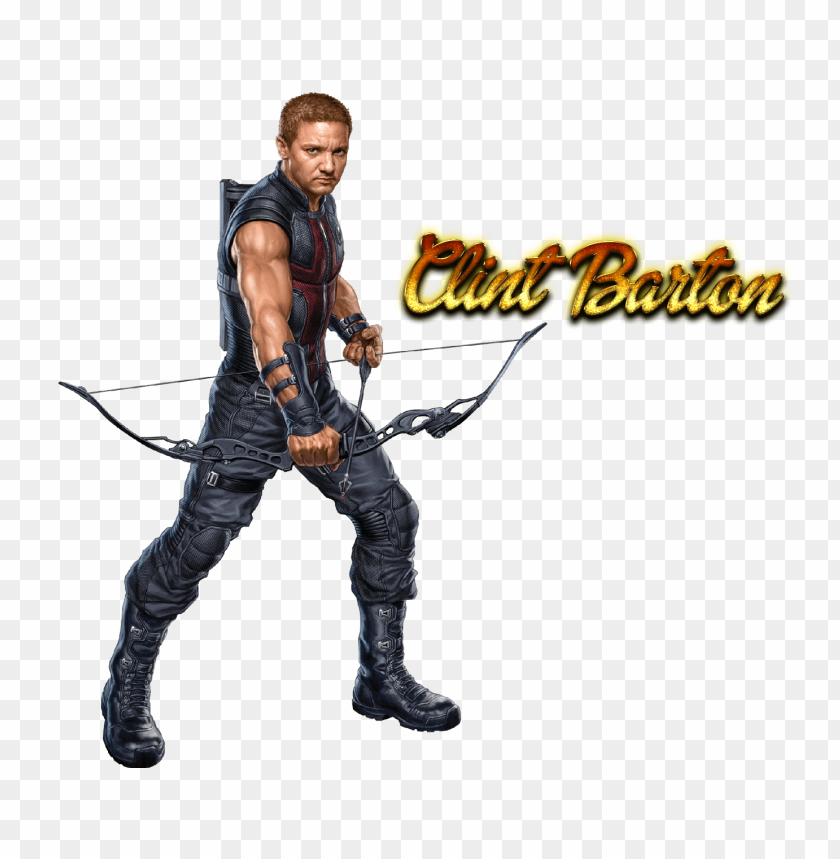 free png clint barton PNG images transparent
