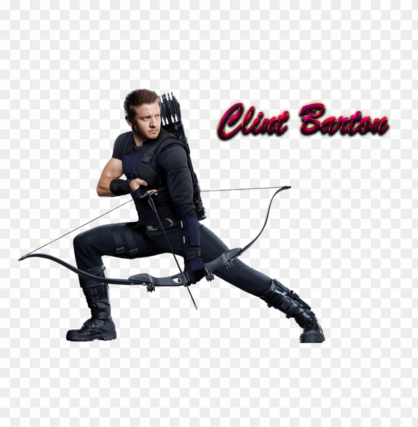free png clint barton free png PNG images transparent