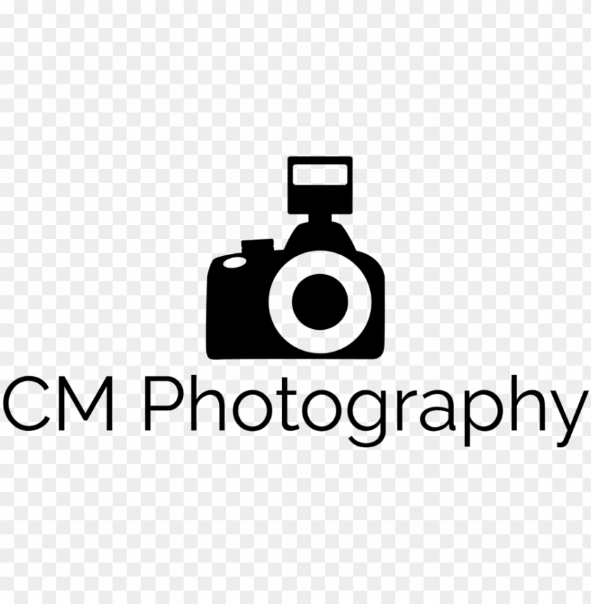 Cm Photography Logo Black Square Appareil Png Image With Transparent Background Toppng