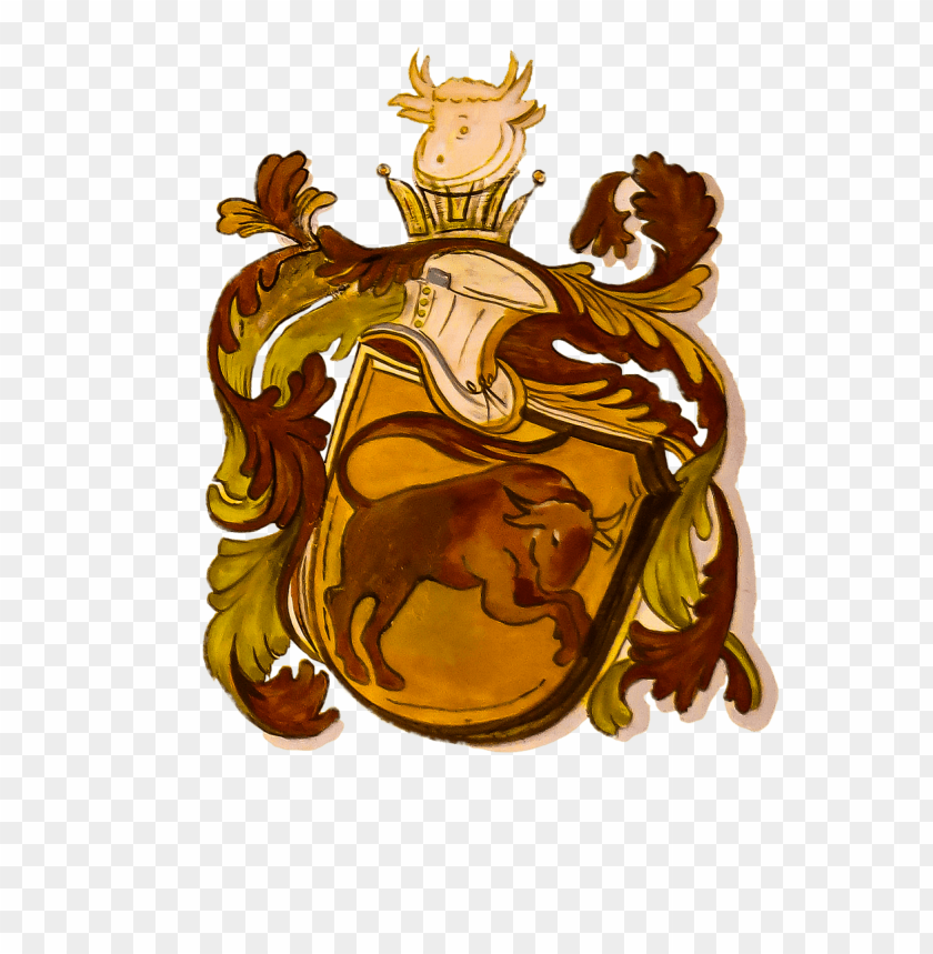 free PNG coat of arms zodiac sign taurus PNG image with transparent background PNG images transparent