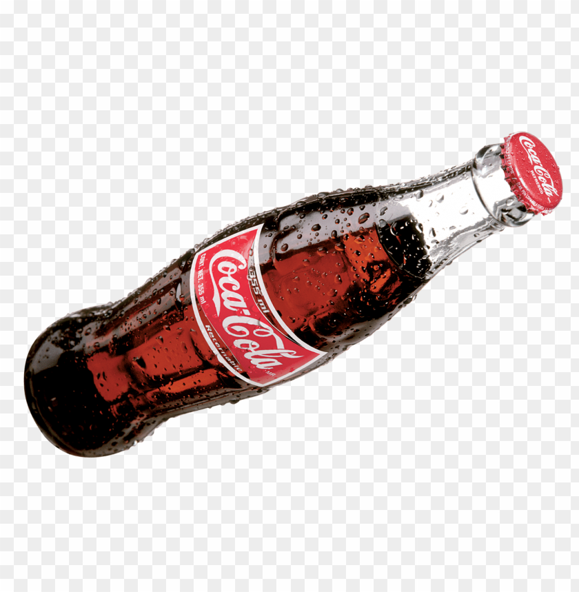 Coca Cola Can Drink Bottle