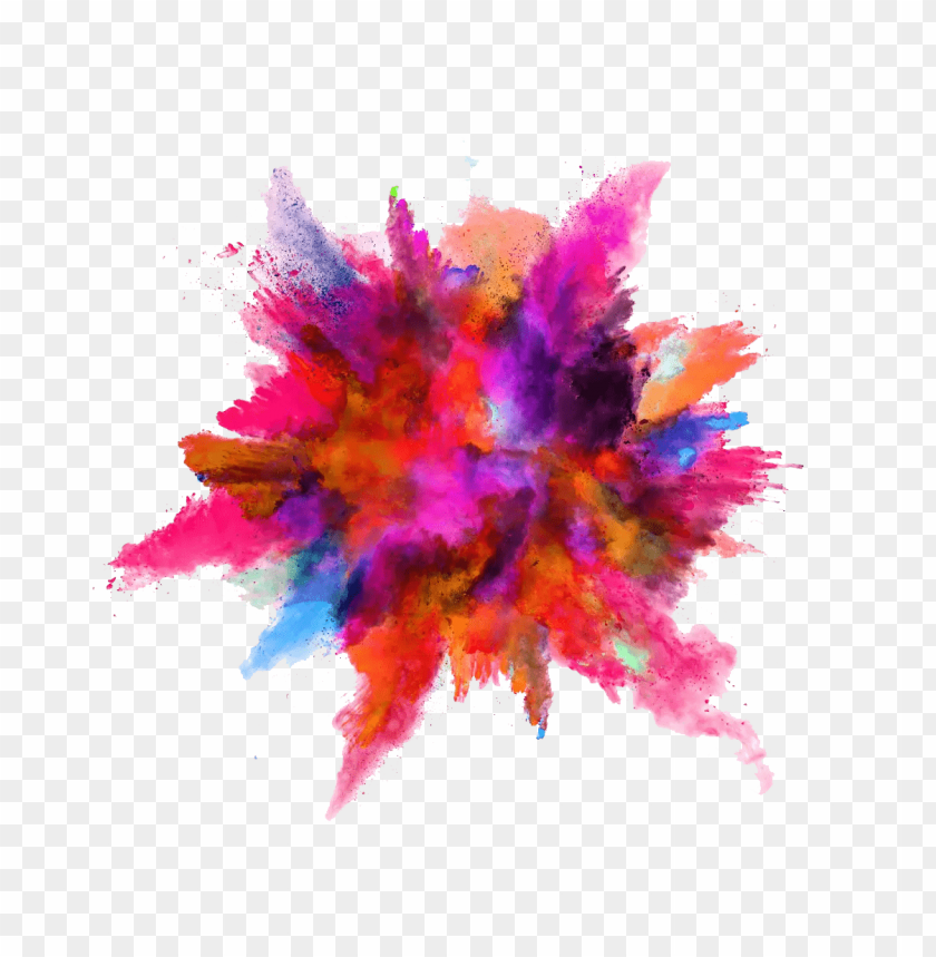 free PNG Color Powder Explosion png - Free PNG Images PNG images transparent