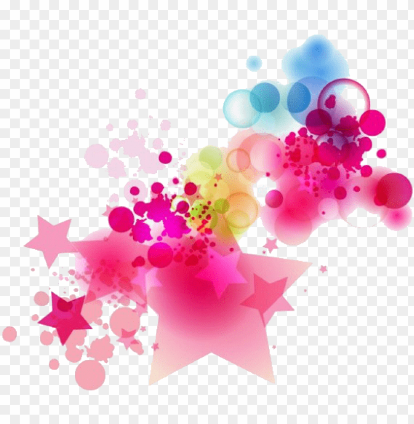 Colorful Abstract Designs Png Image With Transparent