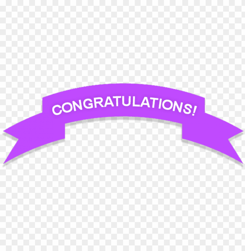 Congratulations Png Image With Transparent Background Toppng