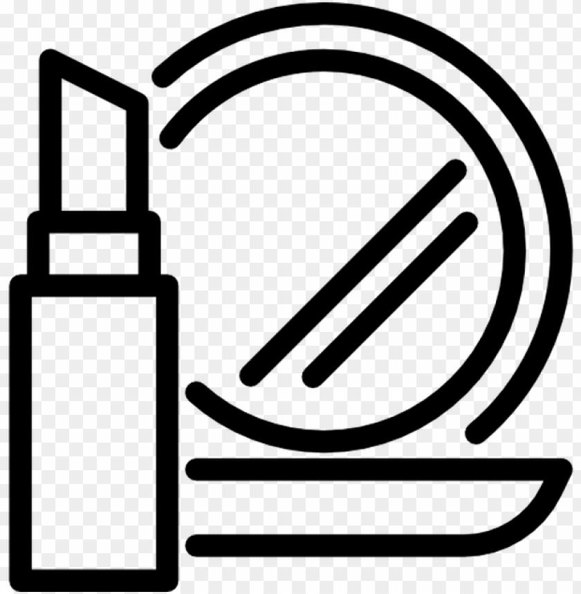 Cosmetics Free Vector Icon Designed By Freepik Makeup