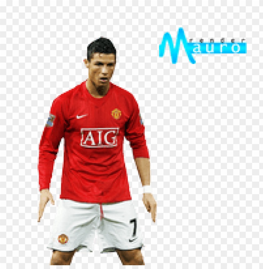 Cristiano Ronaldo Manchester United Png Image With Transparent Background Toppng
