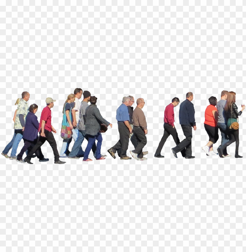 free PNG crowd of people walking photoshop - crowd of people PNG image with transparent background PNG images transparent