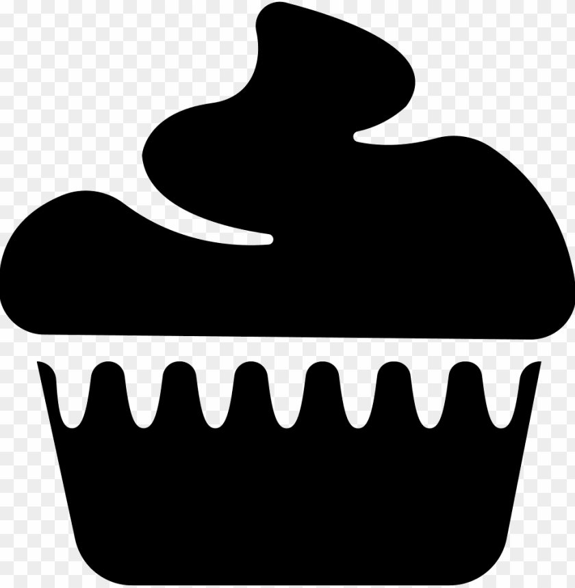 free PNG cupcake dessert svg  icon free- cupcake dessert svg  icon free PNG image with transparent background PNG images transparent