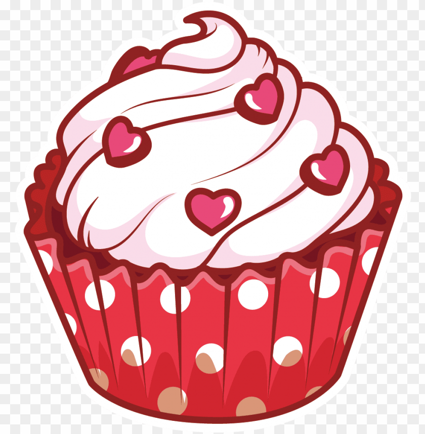 free PNG cupcake sundae chocolate cake torte cream - cupcake sundae chocolate cake torte cream PNG image with transparent background PNG images transparent