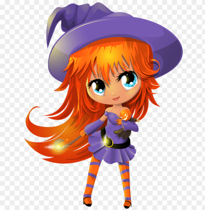 free PNG Download cute witch transparent png images background PNG images transparent