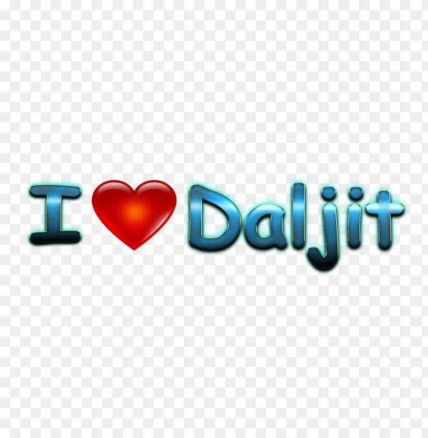 free PNG Download daljit heart name png images background PNG images transparent