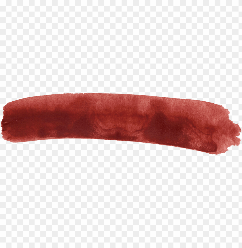 Dark Red Brush Stroke Png Image With Transparent Background Toppng