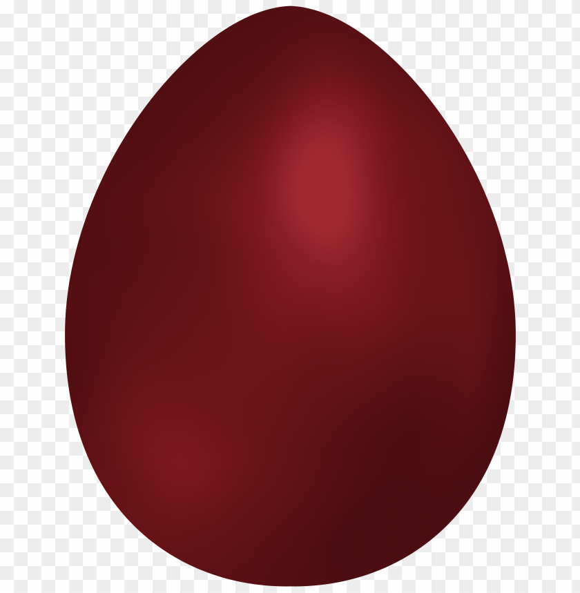 free PNG Download dark red easter egg  clipart png photo   PNG images transparent