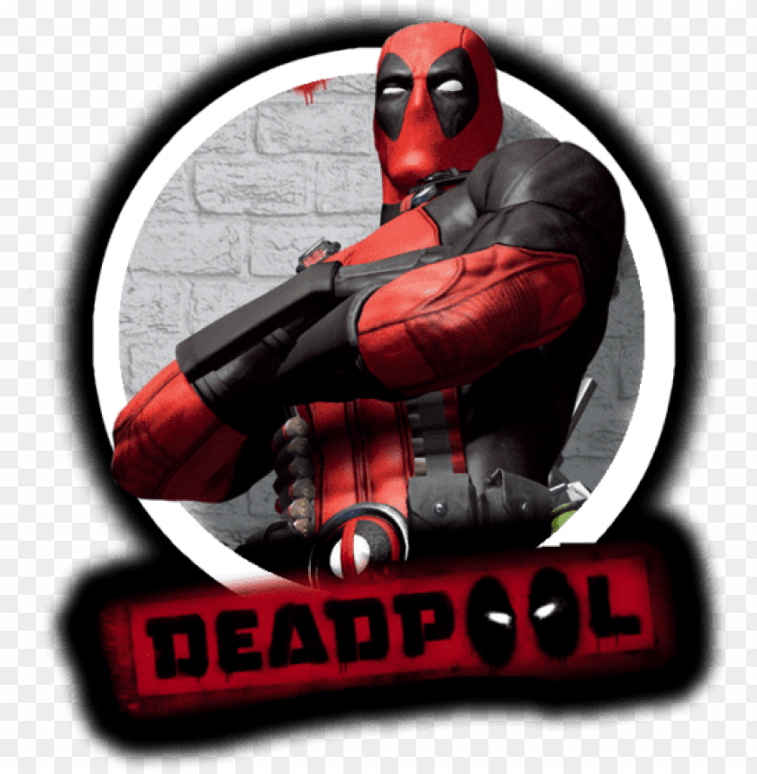 free PNG deadpool download png icon - deadpool the game ico PNG image with transparent background PNG images transparent