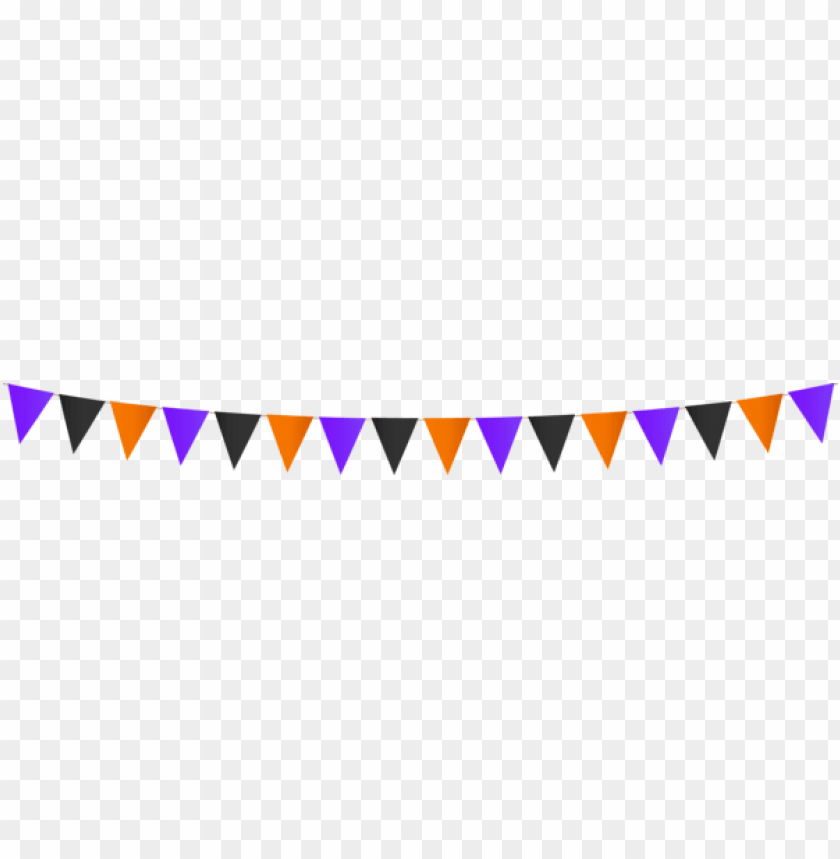 free PNG decorative halloween streamer png PNG images transparent