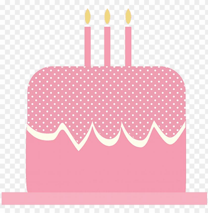 free PNG desserttransparent background - pink birthday cake PNG image with transparent background PNG images transparent