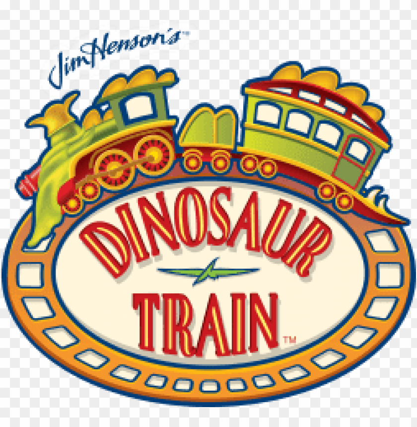 Download Dinosaur Train Logo Clipart Png Photo Toppng