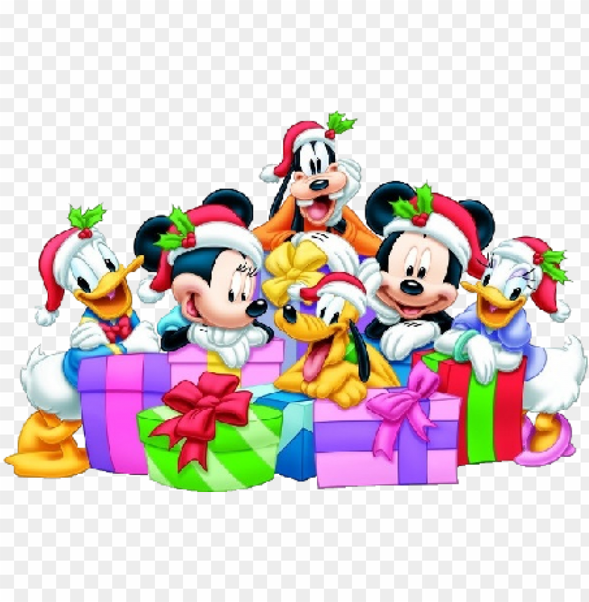 Christmas Clipart Png.Disney Christmas Png Mickey Mouse Merry Christmas Clipart