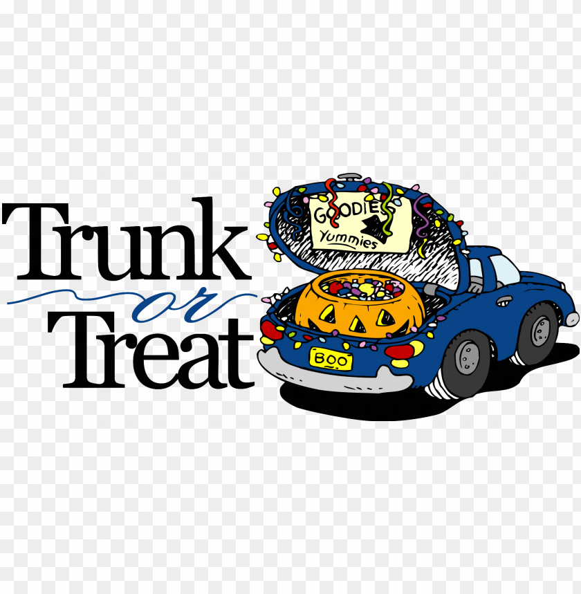 free PNG do you have your costumes ready for trunk or treat - trunk or treat PNG image with transparent background PNG images transparent