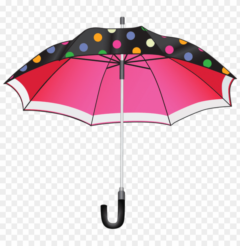 free PNG dotted umbrella PNG images transparent