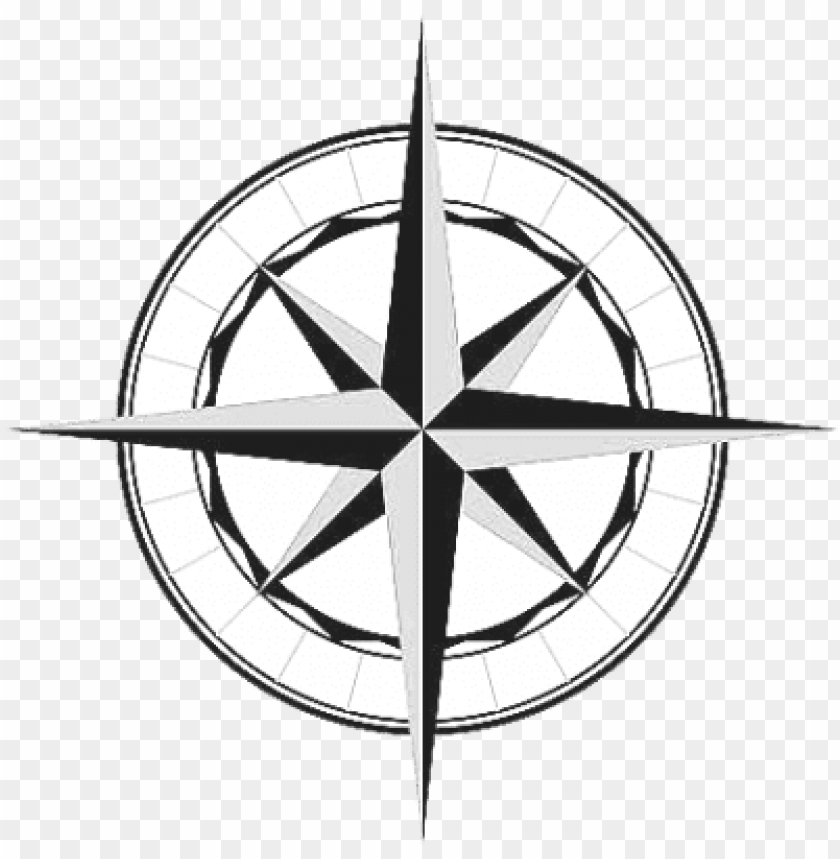 Download Compass Free Png Transparent Image And Clipart Map Symbols Compass Rose Png Image With Transparent Background Toppng